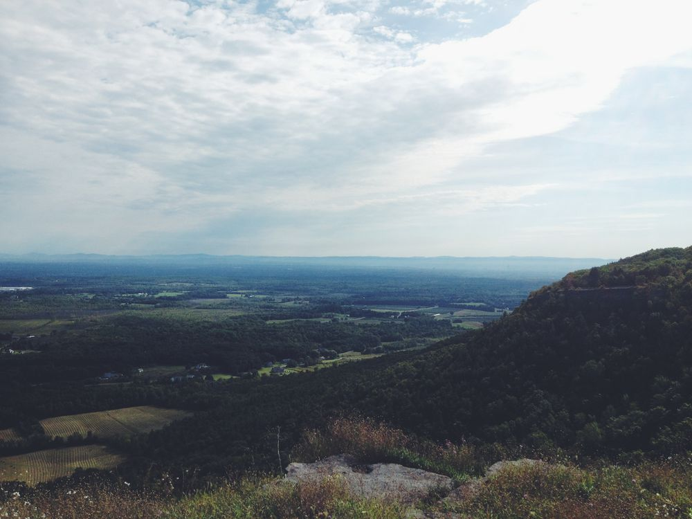 Thacher Park in the morning